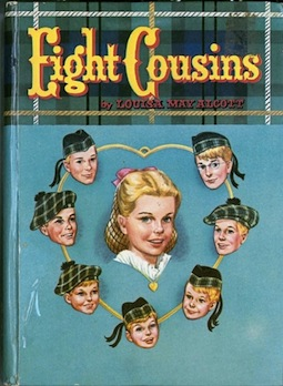 My Back Pages: Louisa May Alcott's Eight Cousins