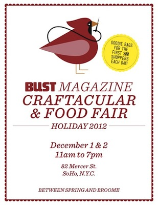 bust flyer