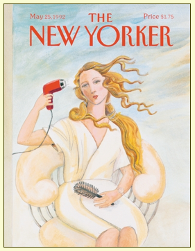 birth of venus new yorker