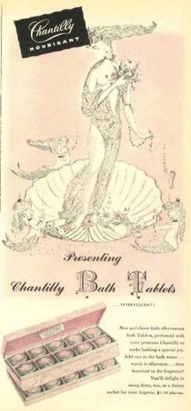 chantilly 1945