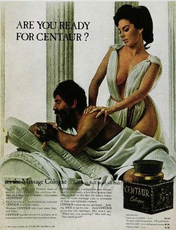 vintage ad browser centaur 1967