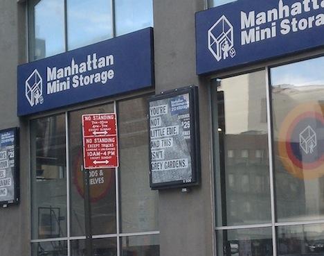 New Manhattan Mini Storage Ad Your Skis Manhattan Mini
