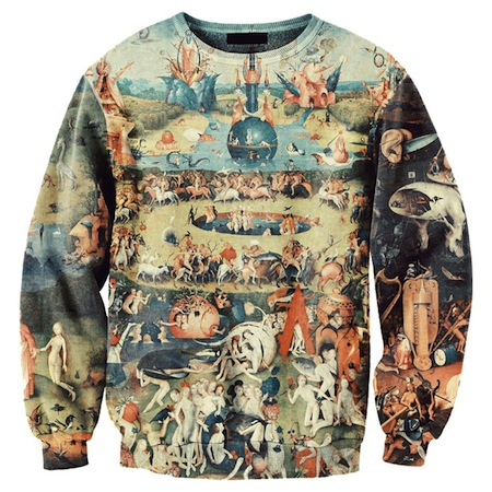 bosch sweater