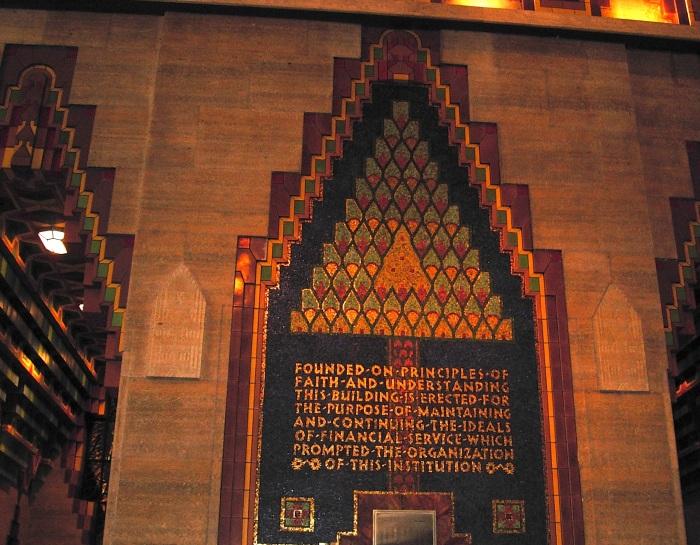 guardian mosaic