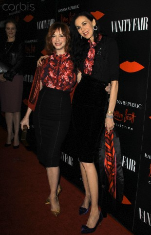 The Launch Celebration Of The Banana Republic L'Wren Scott Collection in Hollywood