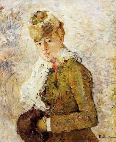 489px-Berthe_Morisot_Winter_aka_Woman_with_a_Muff