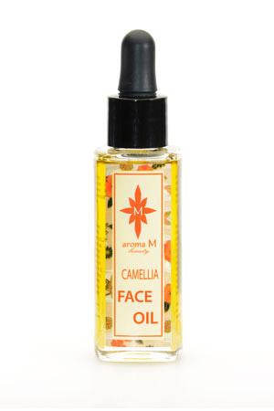 aroma m face oil