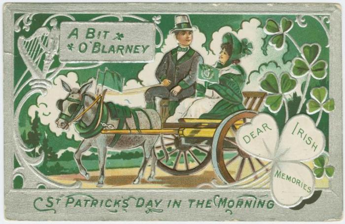 st patricks day 1909