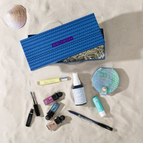 birchbox mermaid