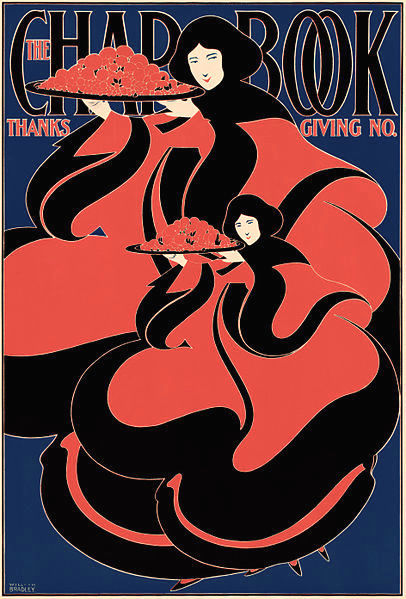 406px-The_Chap-Book,_Thanksgiving_number,_advertising_poster,_1895