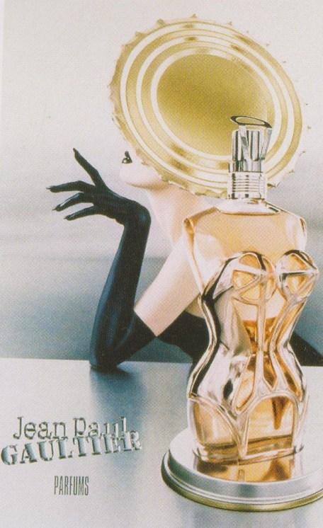jean paul gaultier perfume ad