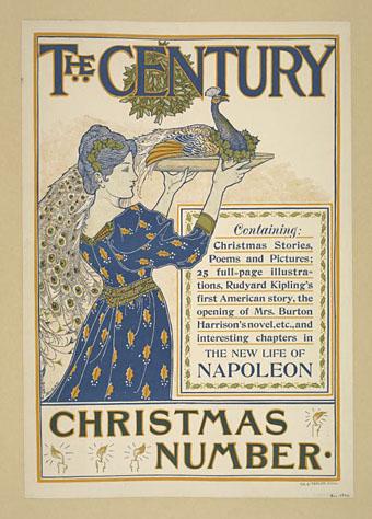 century december 1894 louis rhead