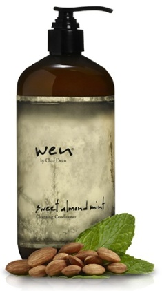wen almond mint cleanser