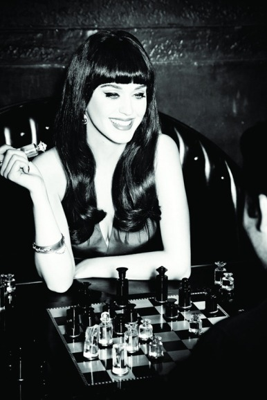 katy perry ghd ad