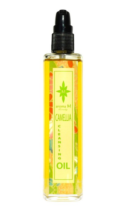 aroma m cleansing oil