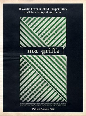 ma griffe 1960