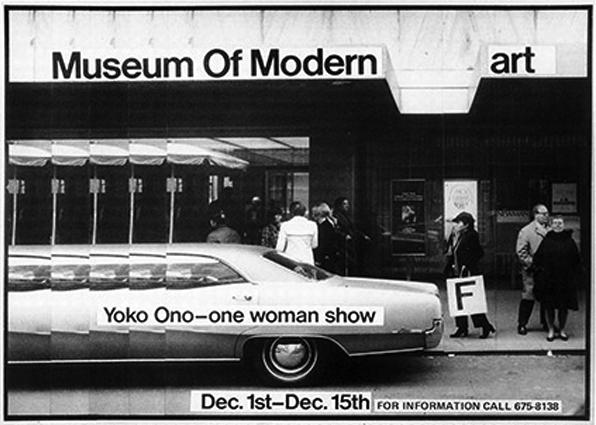 Yoko-Ono-MoMA-1971
