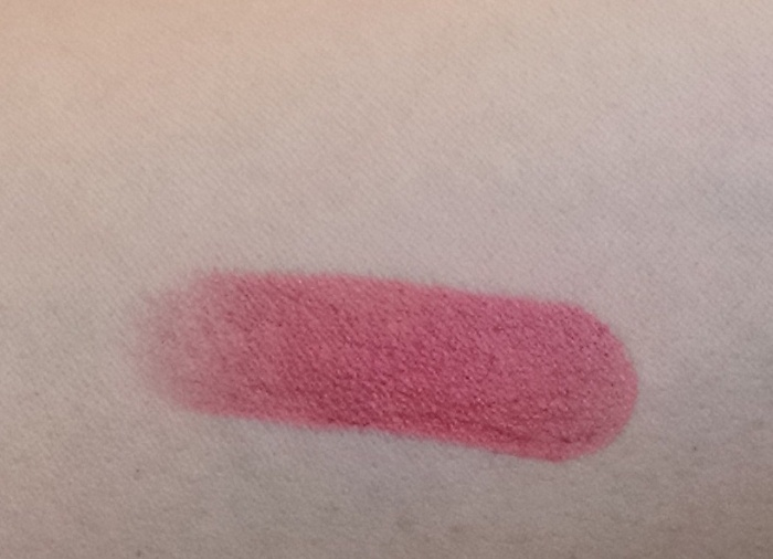 tony moly cherry swatch