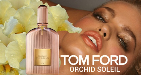 Orchid – Perfume Soleil Ford Creation Tinsel ReviewTom tCxrdsQBh